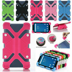For Lenovo Smart Tab M8 FHD TB-8705F TB-8705N Shockproof Silicone Case Cover LA