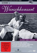WUNSCHKONZERT - Ilse Werner, Carl Raddatz, Ida Wüst (DVD) *NEU OVP*