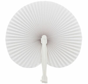 UK SMALL BAG SIZE FOLDING HAND FAN FANS FOR US LADIES WITH HOT FLUSHES 7 COLOUR*