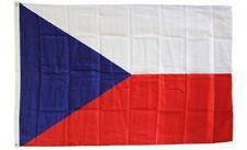 CZECH REPUBLIC FLAG 3 x 5 FOOT FLAG  - NEW HIGHER QUALITY ULTRA KNIT 3x5' FLAG