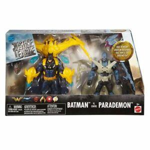 DC Justice League Battle In The Sky Batman Vs. Parademon