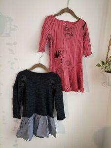 Mini Rodini und Koton Kids Kleid Größe 92 98