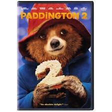 PADDINGTON 2 DVD - SINGLE DISC EDITION - NEW UNOPENED - HUGH BONNEVILLE