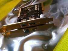 Asus 2 Port USB 3.1 Card PCI Express FOR MAXIMUS VIII FORMULA EXTREME , ORIGINAL