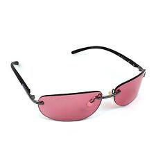 Occhiali da sole da donna rettangolare con mantatura in metallo e plastica, con 100% UV400