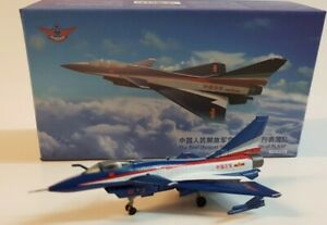 Air Force 1 0101 J-10 China PLAAF Airplane Bayi Flight Aerobatic Team NEU & OVP