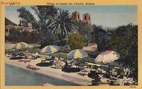 Postcard Winter at Jokake Inn Phoenix Arizona AZ