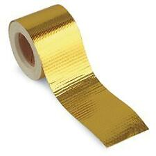 "TOG 450 DEGREE GOLD HEAT DEFENCE REFLECTIVE TAPE 2"" X 30ft TOYOTA AE86 4AGE KE70"