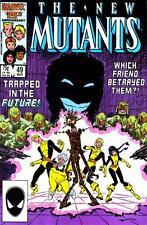 The New Mutants #49 (VF- | 7.5)