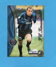 INTER CARDS 2000- numero 54- LUIGI DI BIAGIO -NEW