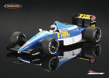Rial ARC2 Cosworth V8 F1 4° GP USA 1989 Christian Danner, Spark 1:43, S4312