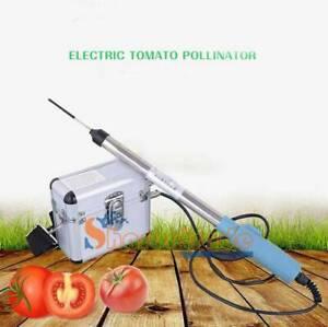 New Greenhouse Cucumber Pollination Tool Electric Cordless Tomato Pollinator
