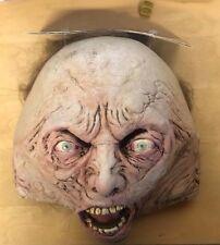 WWZ Dead Scientist Adult Latex Mask Walking Horror Halloween Human Unisex New