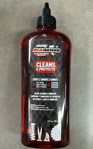 New OEM Echo Red Armor 12oz High Performance Blade Cleaner and Lubricant 4550012