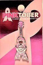 Hard Rock Cafe Atlanta Pin Pinktober Breast Cancer 2018 New LE # 101040