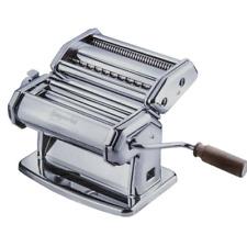 Imperia Pasta Maker Machine - Heavy Duty Steel Construction w Easy Lock Dial