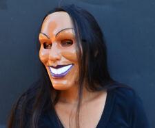 Creepy Scary Halloween The Purge Anarchy Mask (FEMALE)