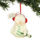 Dept 56 Snowpinions 2019  Drinks Well With Others Ornament #6003264 NEW