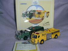 Corgi Classics 97331 La France Fire Vehicles Scottdale and South River Mint.