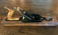 Antique Bailey Stanley Plane No 26 Transitional Wood & Metal Woodworking Tools