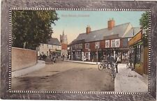More details for high street, chatteris - old cambridgeshire postcard (ref 6336/21/g5)