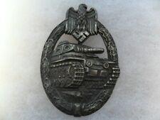 German WW2 wound panzer badge