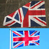 5 *3' British Union Jack Great Britain United Kingdom UK Outdoor Flag Banner Set