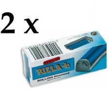 2pcs Rizla Rolling Machine Regular Plastic (Original Retail Box)