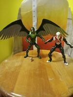"Marvel Legends Walmart exclusive Ultimate Vulture 6"" figure & Spider-Man 2099"