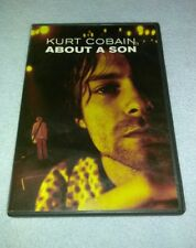 Kurt Cobain About a Son DVD OUT OF PRINT