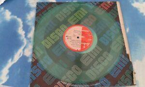 "Olivia Newton-John - Physical RARE COLOMBIA 12"" TRANSPARENT Green Colour Vinyl**"