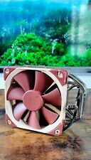 Noctua NH-U12S CPU Cooler with NF-F12 120mm Fan - Brown Premium, disipador