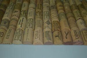 1000 halves of Cork, PARTS, CRAFTS Natural Corks, halves Wine Corks