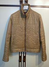 UNICO: piumino giubbotto giacca beige/oro uomo  ABSOLUT JOY man gold jacket