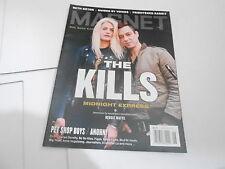 #132 MAGNET music magazine THE KILLS - MIDNIGHT EXPRESS