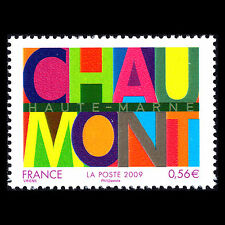 "France 2009 - Tourism ""Chaumont"" - Sc 3591 MNH"