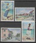 BAHAMAS SG658/61 1983 AMERICAN LOYALISTS MNH