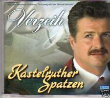 (545G) Kastelruther Spatzen, Verzeih - 2000 CD