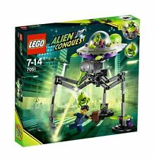 7051 TRIPOD INVADER alien conquest LEGO legos set NEW nisb space retired mars