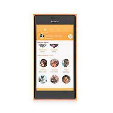 Nokia Lumia 735 - 8GB - Orange (Unlocked) Smartphone Factory Sealed