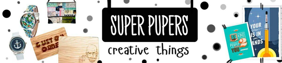 Superpupers - creative things