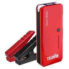 TELWIN AVVIATORE BOOSTER COMPATTO AL LITIO 12V & POWER BANK mod. DRIVE 9000