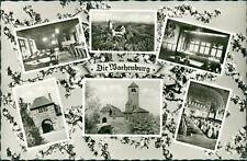 Ansichtskarte Die Wachenburg (Nr.969)