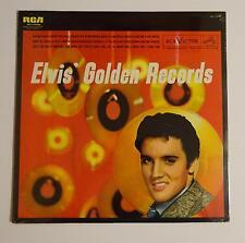 "ELVIS' GOLDEN RECORDS 1958 12"" SEALED LP Record RCA AFL1-1707(e) NM/M 33RPM"