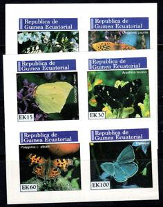 Equatorial Guinea 1977 Mi. 1792B-1795B MNH 100% Pisces