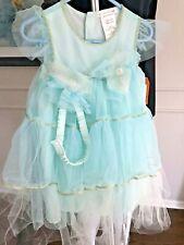 Pottery Barn Kids Baby Girl  Halloween  Dress Princess Fairy Sz 6-12 months