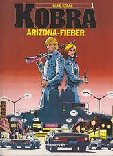 KOBRA-Arizona Fieber - neu und ungelesen
