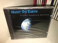 TOM WAITS NIGHT ON EARTH RARE CD Original Soundtrack 1° PRESS 1991 SEALED