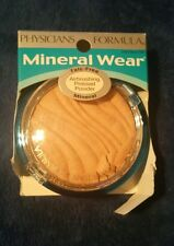Physicians Formula Mineral Wear TalcFree Mineral Makeup Airbrushing Pressed 7587
