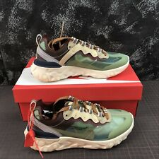 NIKE REACT ELEMENT 87 SCARPE SHOES SNEAKERS NUOVE NEW CON SCATOLA